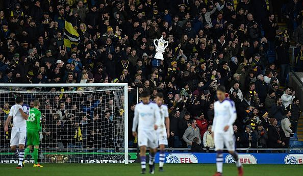 Newcastle suffered a shock cup exit at the hands of Oxford United last season