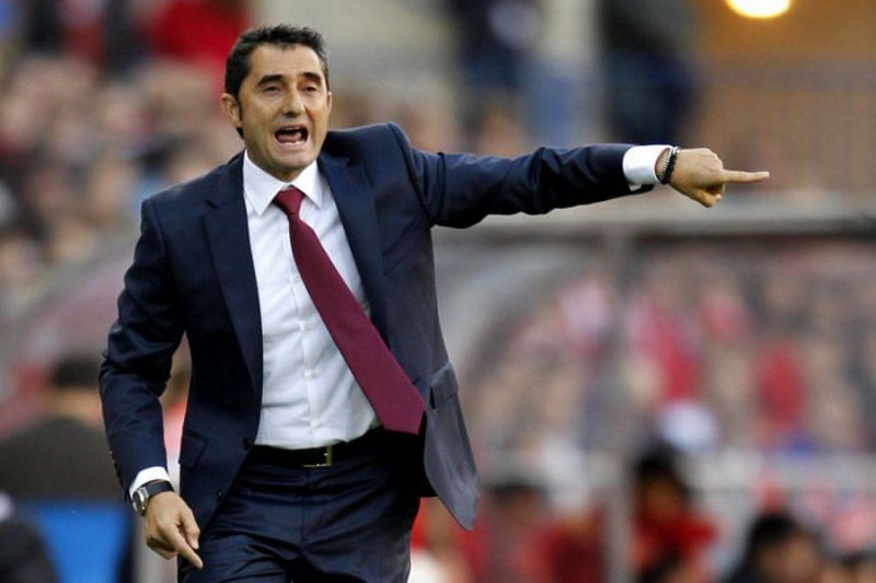 Ernesto Valverde might be sacked soon