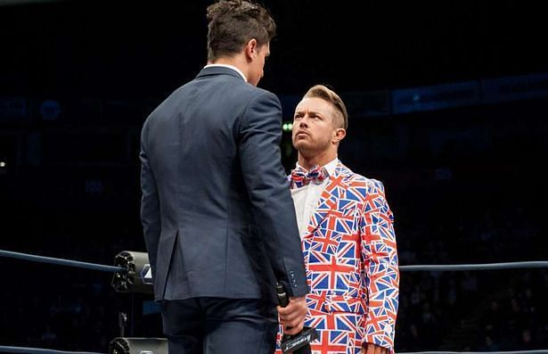 Rockstar Spud has been involved in several important Impact Wrestling storylines in the past