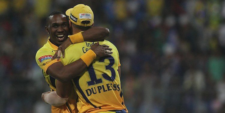 CSK used their RTM to get back Faf du Plessis and Dwayne Bravo