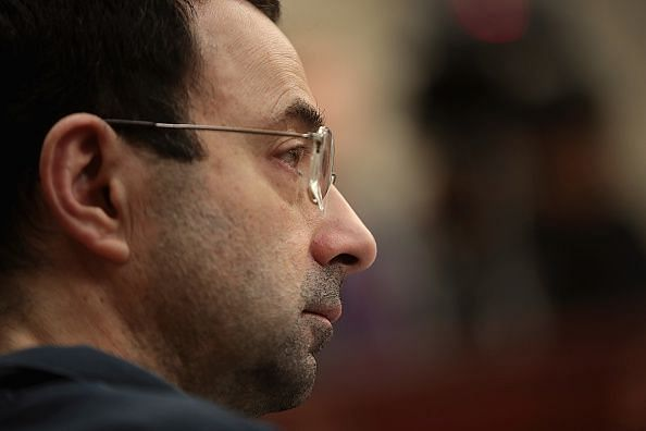 USA Gymnastics Doctor Larry Nassar Sentenced On Multiple Sexual Assault Charges