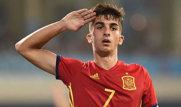 Ferran Torres is a wanted man
