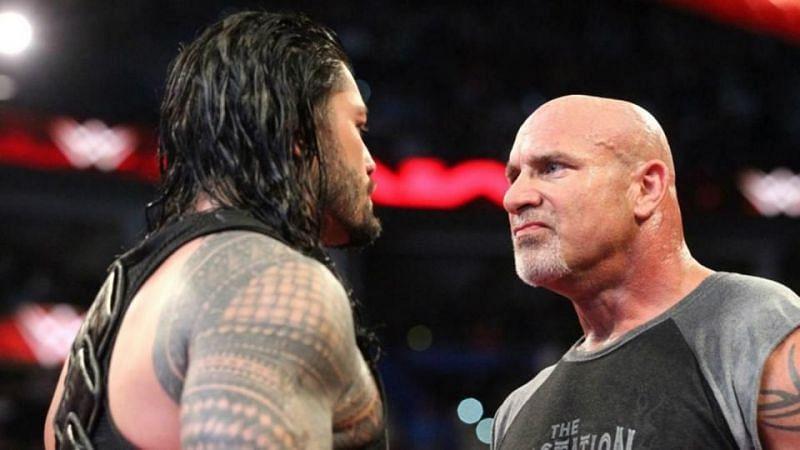 WWE has announced the return of Goldberg!