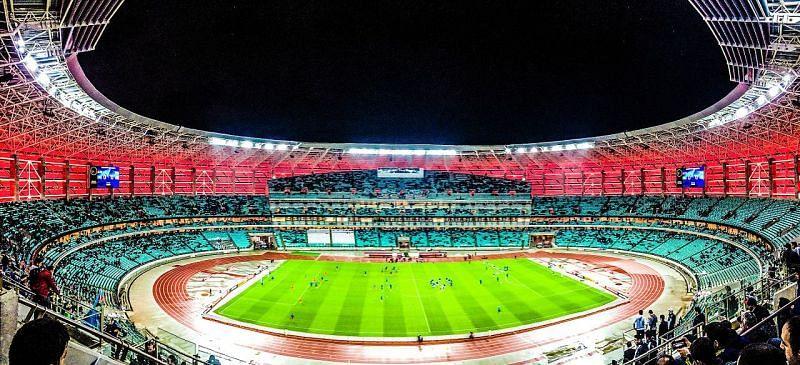 Baku National Stadium