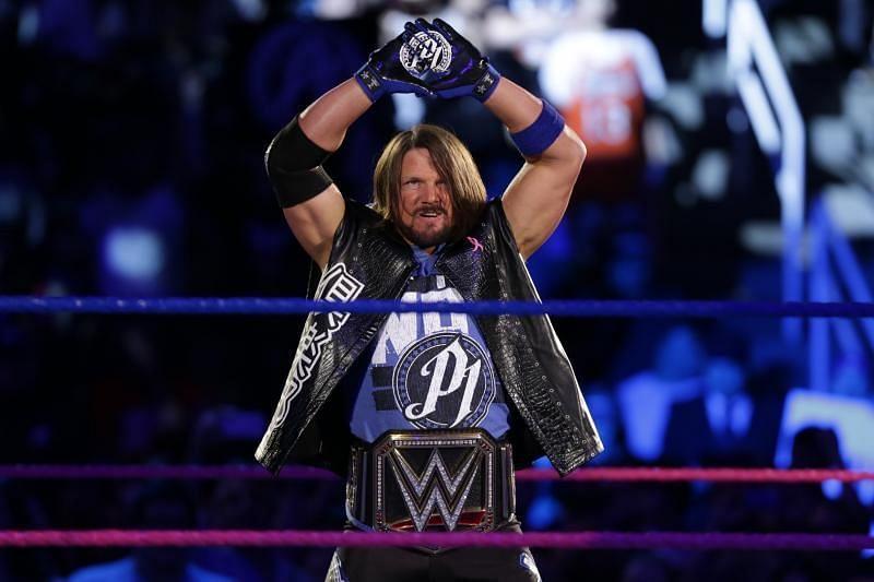 AJ Styles made his WWE debut at the 2016 Royal Rumble