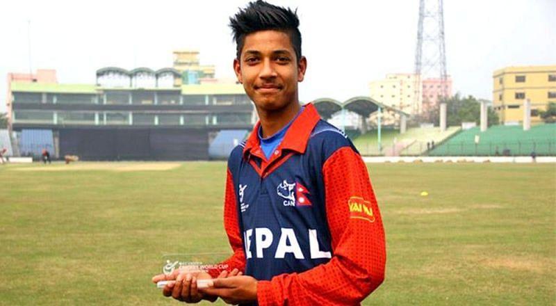 Sandeep Lamichhane