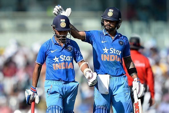 Rahane has been the third choice opener for a while now