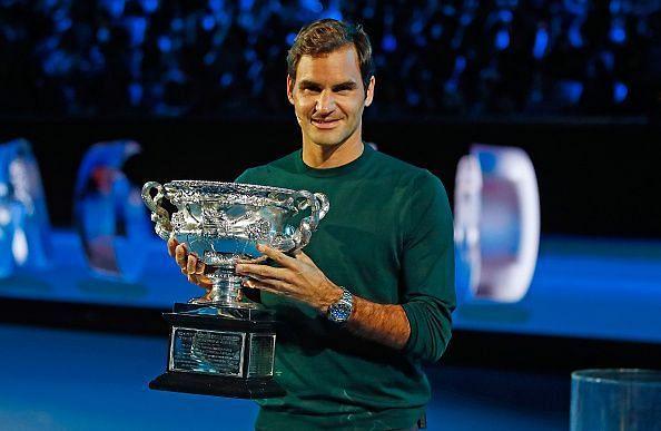 Australian Open 2018 Roger Federer And Novak Djokovic In Same Half Rafael Nadal Gets Relatively Easy Draw