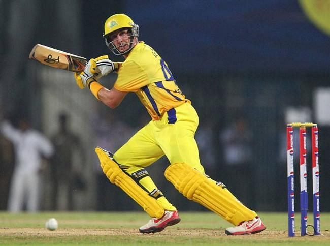 The CSK batting coach played numerous spectacular innings for them as a player