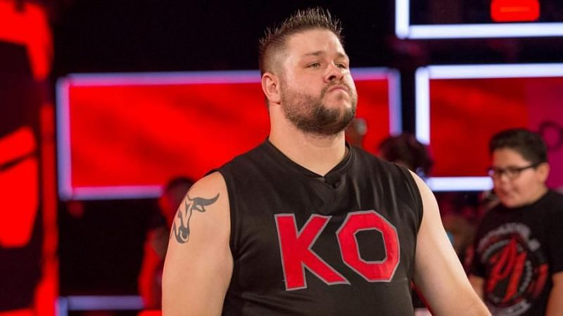 Kevin Owens is poised to become a main star this year