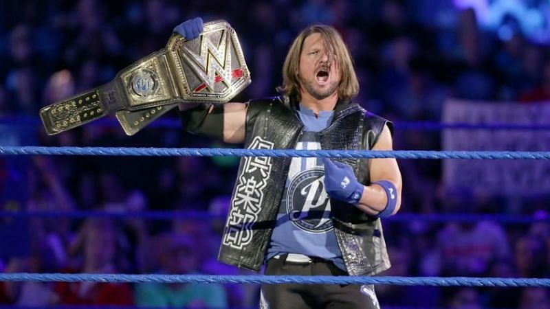 AJ Styles could potentially face his toughest challenge as the WWE Champion, at this year
