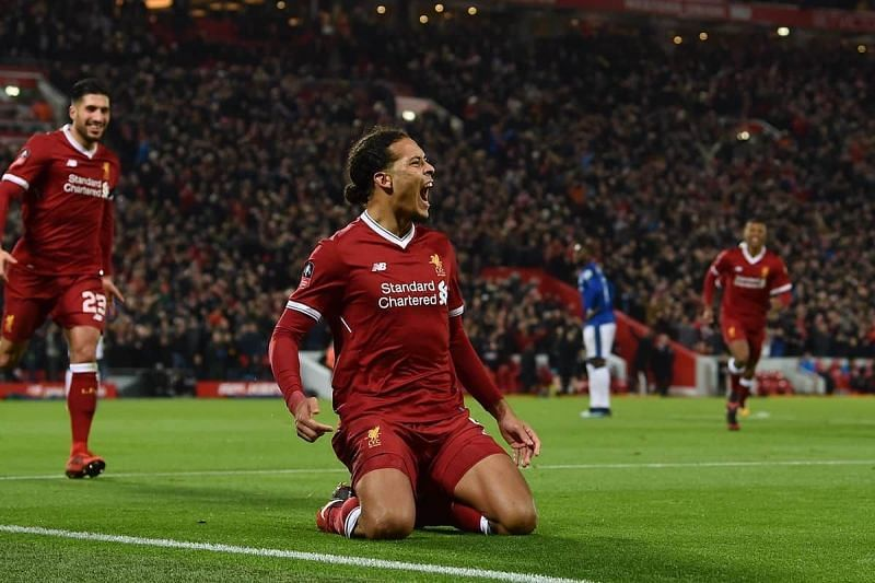 Virgil van Dijk enjoyed a dream debut with Liverpool