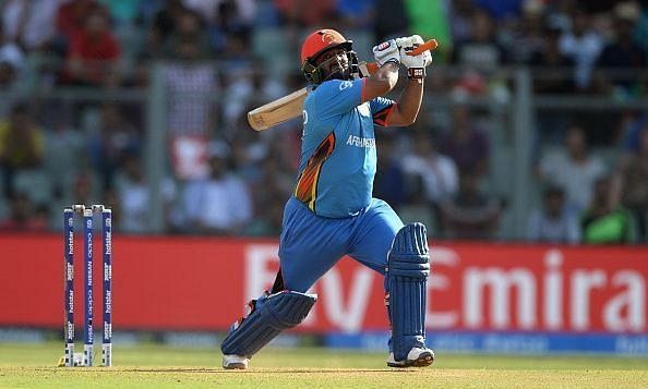 Though Mohammad Shahzad played for Afghanistan after being held up, his records from those games have now been erased
