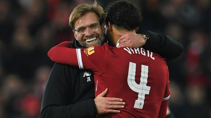 Klopp was adamant that Van Dijk was the only defender he wanted this season
