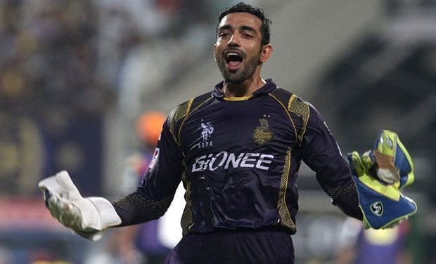 Robin Uthappa's presence in the KKR line-up was a massive boost for the two-time champions.