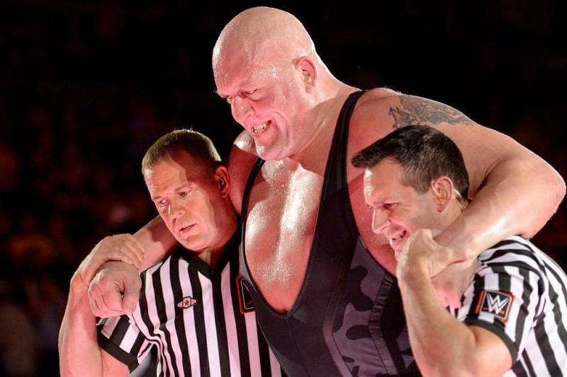 Big Show has reached the pinnacle in his WWE career
