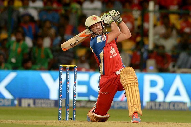 De Villiers is an ingenious stroke-maker