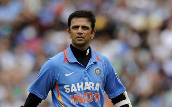 5 worst defeats for Rahul Dravid in ODIs