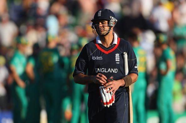 South Africa v England - ICC Champions Trophy