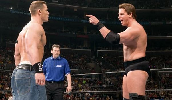 JBL was the perfect foil for Cena to conquer