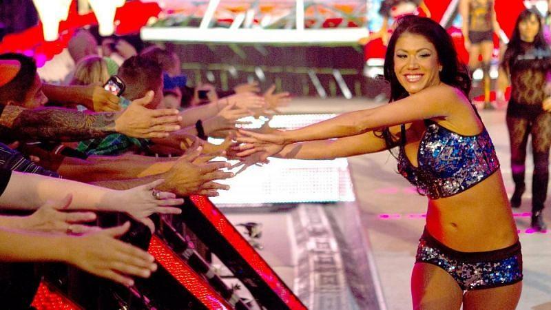 Former WWE Superstar Rosa Mendes
