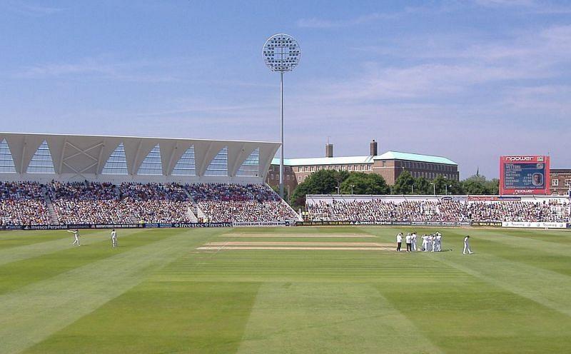 Trent Bridge Cricket Stadium