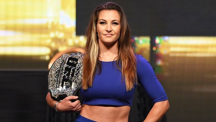 Former UFC Bantamweight Champion Miesha Tate could appear for the WWE in the future