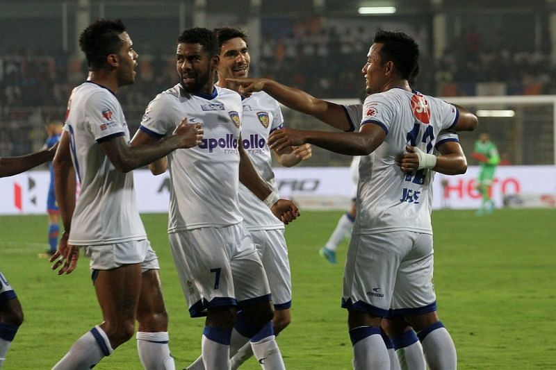 Chennaiyin beat FC Goa 1-0 in their last game [Photo: ISL]