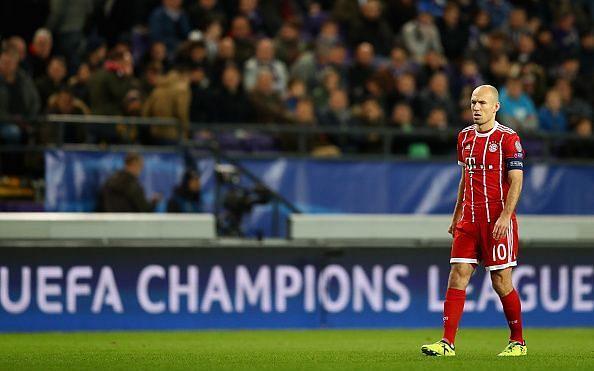 RSC Anderlecht v Bayern Muenchen - UEFA Champions League