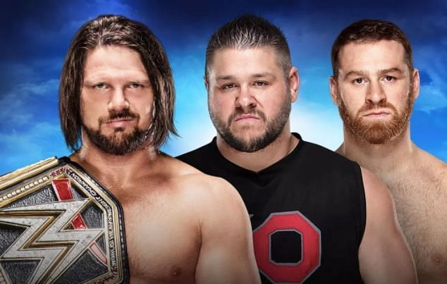 Are we in for a triple threat main event?
