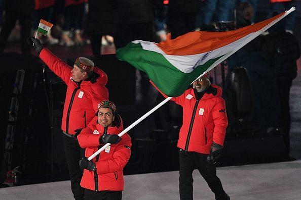 Shiva Keshavan is the flagbearer for Indian winter sports.