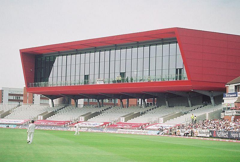 Old Trafford Cricket Stadium