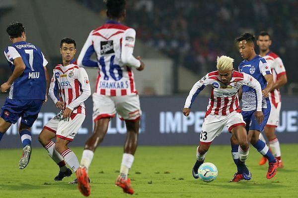 <p>ATK will host league leaders Bengaluru FC</p><p>A