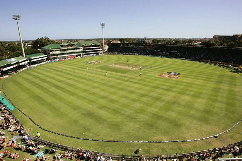 St George's Park Cricket Stadium