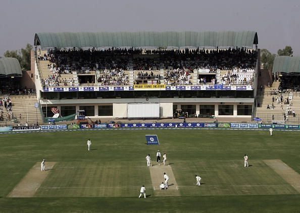 First Test: England v Pakistan - Day Two