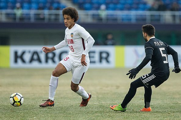 Time is running out for Witsel to prove himself in a big European league