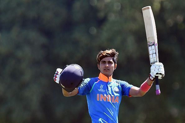 India's Shubman Gill was the find of the tournament