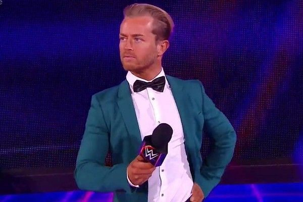 Drake Maverick is the new GM of 205 Live