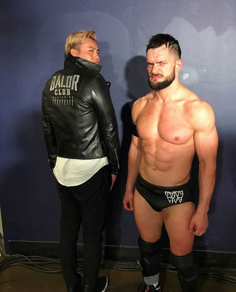 Prince Devitt was the first every Junior Heavyweight Champion to Challenge the Heavyweight champion in New Japan History