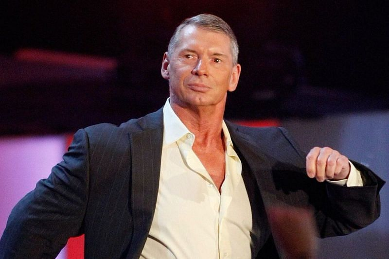 WWE boss Vince McMahon is known for having an eye for talent in the business