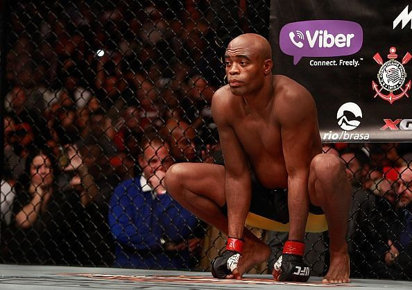 The UFC has seen some incredible comebacks over the years - including a famous one from Anderson Silva