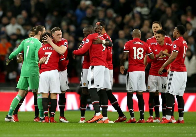 Manchester United Weekly Wages And Salary Of First Team Stars Revealed