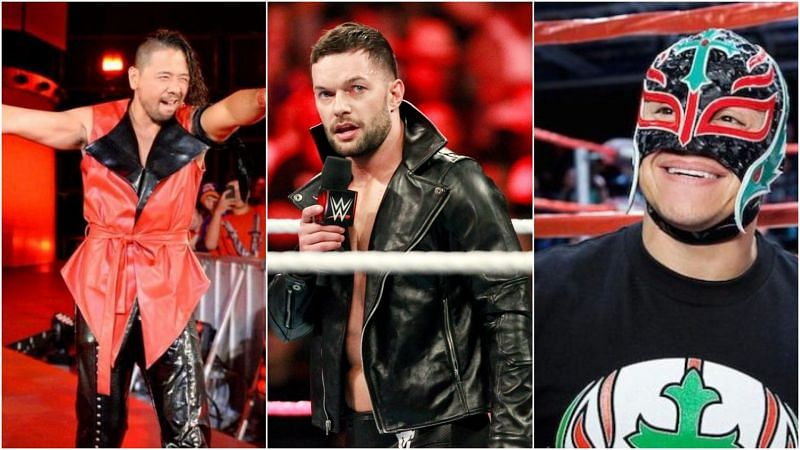 This can be the most entertaining triple threat ladder match ever