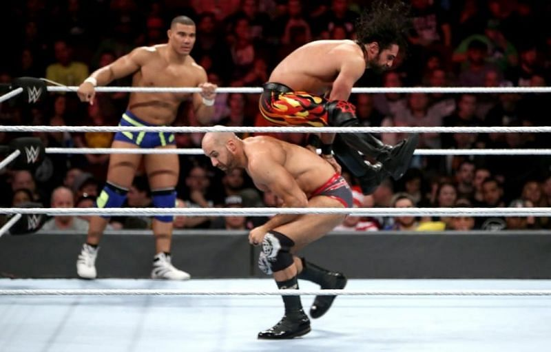 Seth Rollins is well-known for his high-flying maneuvers