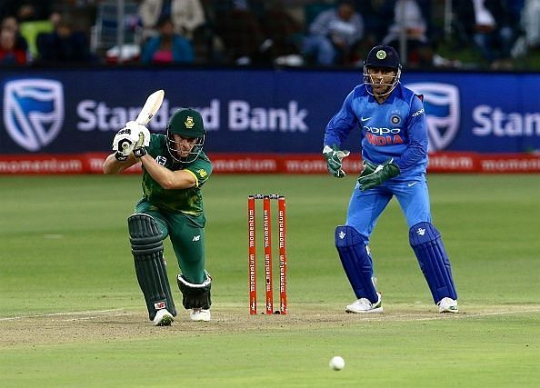 South Africa v India - 5th Momentum ODI
