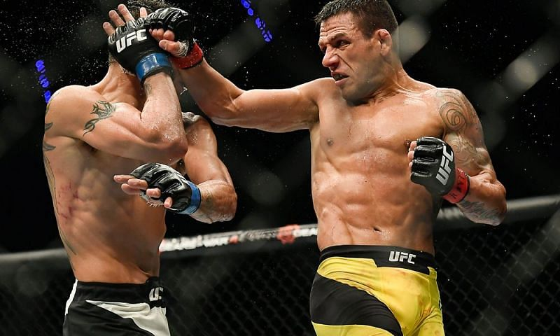 Rafael Dos Anjos has become one of the UFC