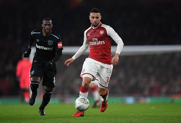 Arsenal v West Ham United - Carabao Cup Quarter-Final