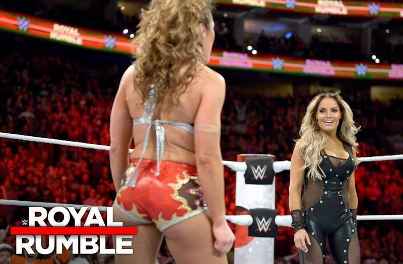 Mickie James and Trish Stratus had one of the most memorable rivalries in WWE history during the Ruthless Aggression Era