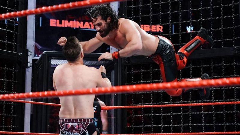 Seth Rollins deserves better than an Intercontinental Championship match