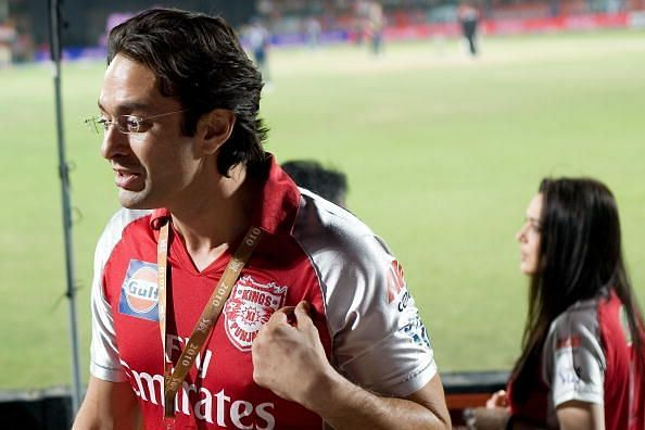 Preity Zinta accused Ness Wadia of molesting her